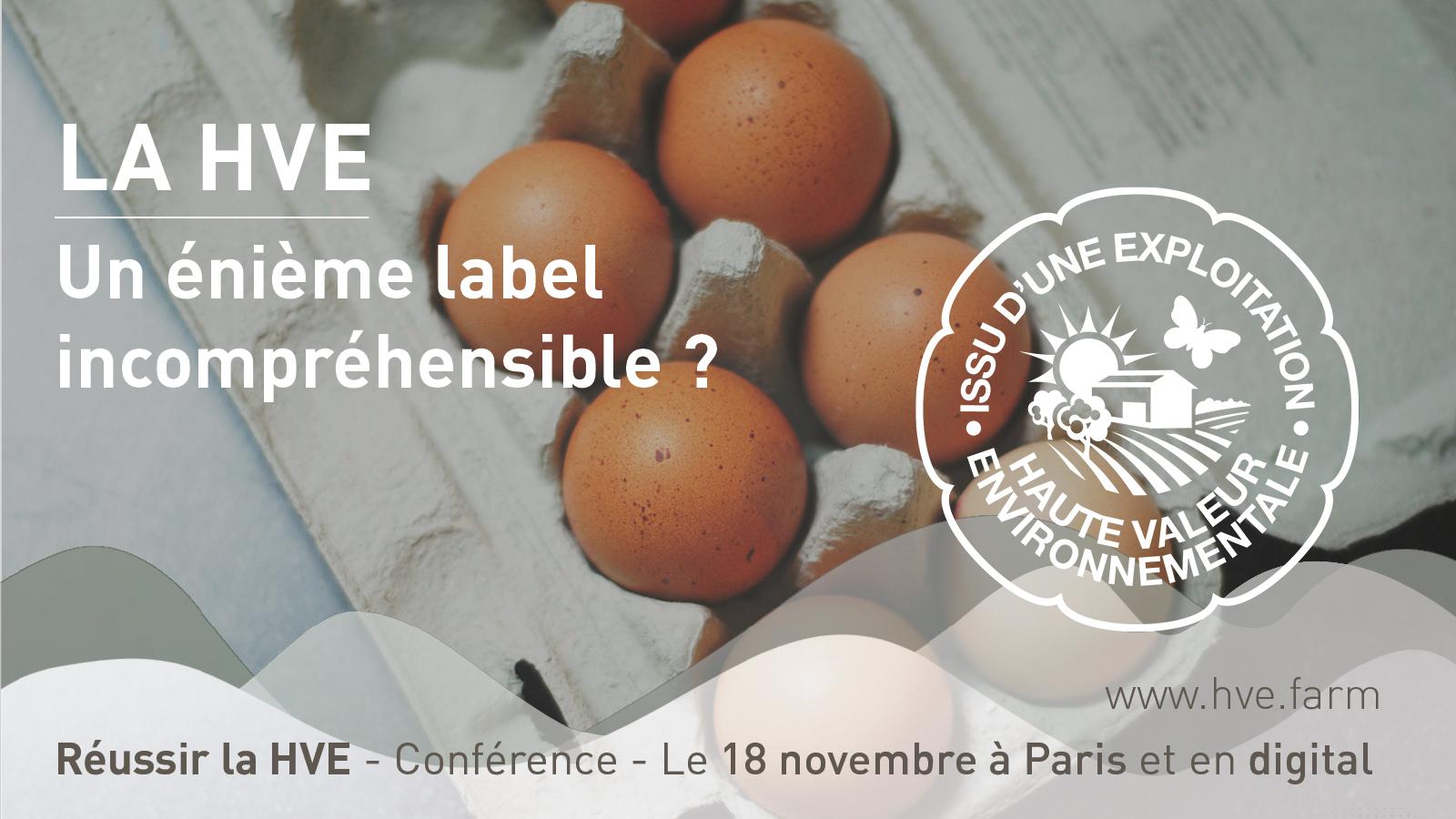 You are currently viewing La HVE : un énième label incompréhensible ?